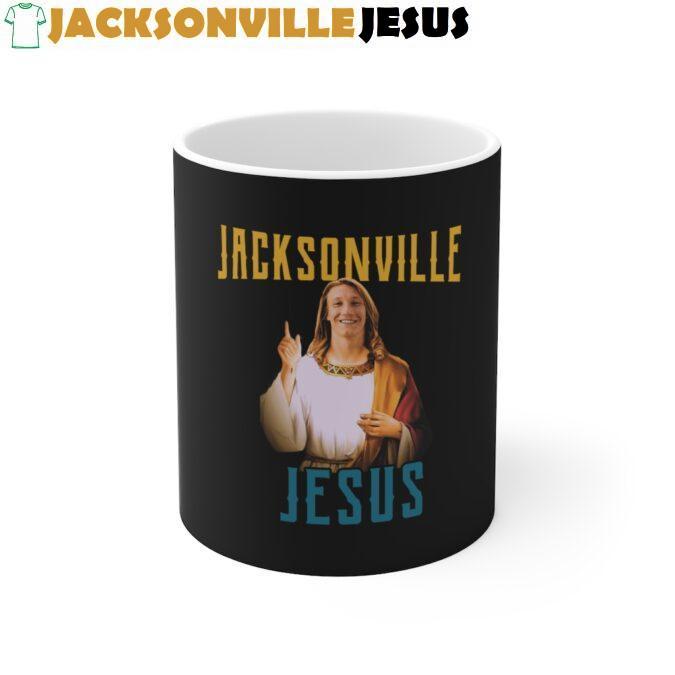 Jacksonville Jesus Ceramic Mug 11oz