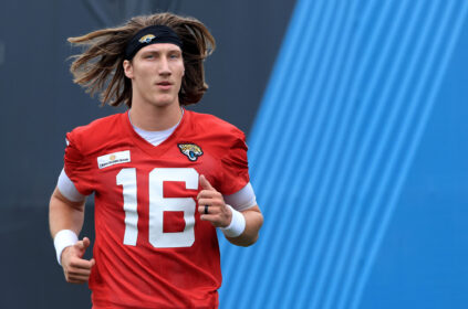 Latest on Trevor Lawrence from Jaguars Training Camp