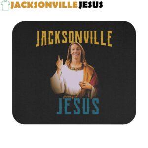 Jacksonville Jesus ( Trevor Lawrence ) Mouse Pad (Rectangle)