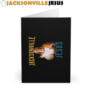 Jacksonville Jesus (Trevor Lawrence ) Greeting Cards (5 Pack)